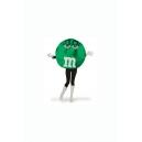 M&M's vert