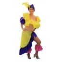 Danseuse du carnaval de rio
