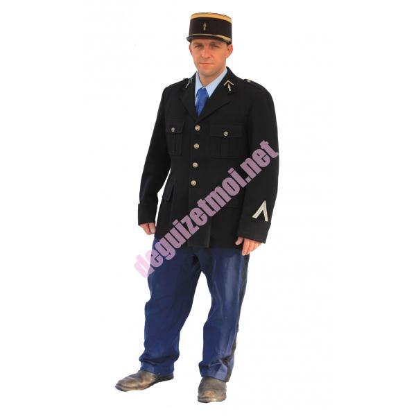 costume et d guisement en location de gendarme donnezac en haute gironde. Black Bedroom Furniture Sets. Home Design Ideas