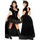 Reine gothique noire