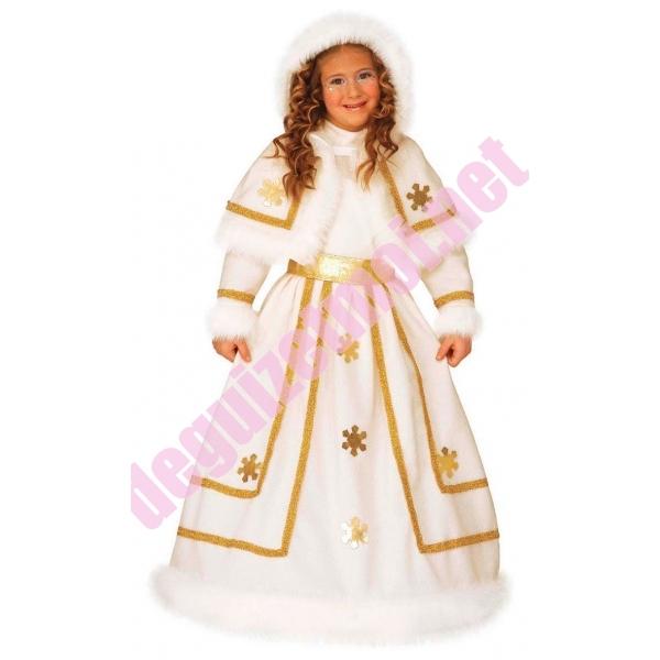 Costume et d guisement en location de princesse des neiges - Deguisement princesse des neiges ...