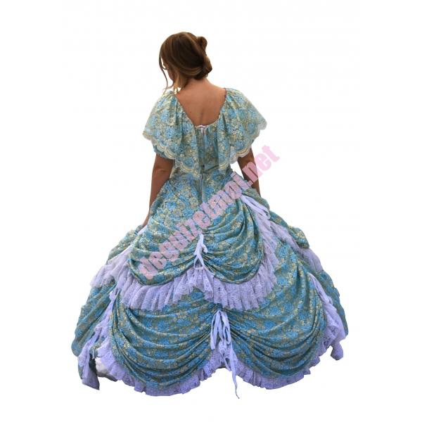 Costume et d guisement en location de scarlet o 39 hara donnezac en haute gironde - Deguisement en o ...