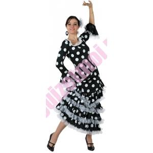 Femme Gironde costume et déguisement en location de espagnole femme à donnezac en