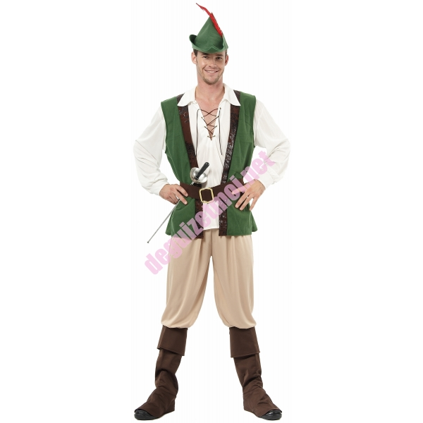 Costume et d guisement en location de robin des bois - Deguisement robin des bois fille ...