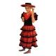 Robe flamenco