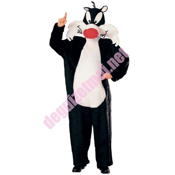 D guisement chat titi gros minet disney dessin anim montendre jonzac donnezac blaye pons - Deguisement dessin anime fait maison ...