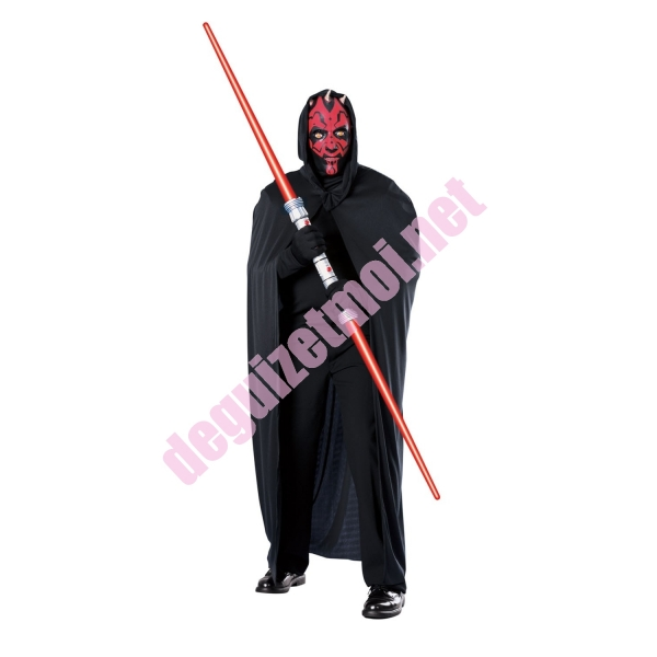 deguisement en location costume star wars darth maul gironde. Black Bedroom Furniture Sets. Home Design Ideas