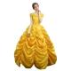 Robe Belle jaune vif