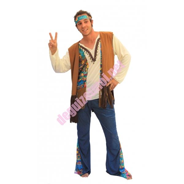 costume et d guisements en location de hippie homme donnezac en haute gironde. Black Bedroom Furniture Sets. Home Design Ideas