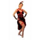 Danseuse de saloon