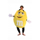 M&M's jaune
