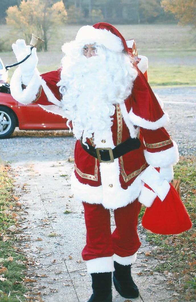 Réservez le Père Noël