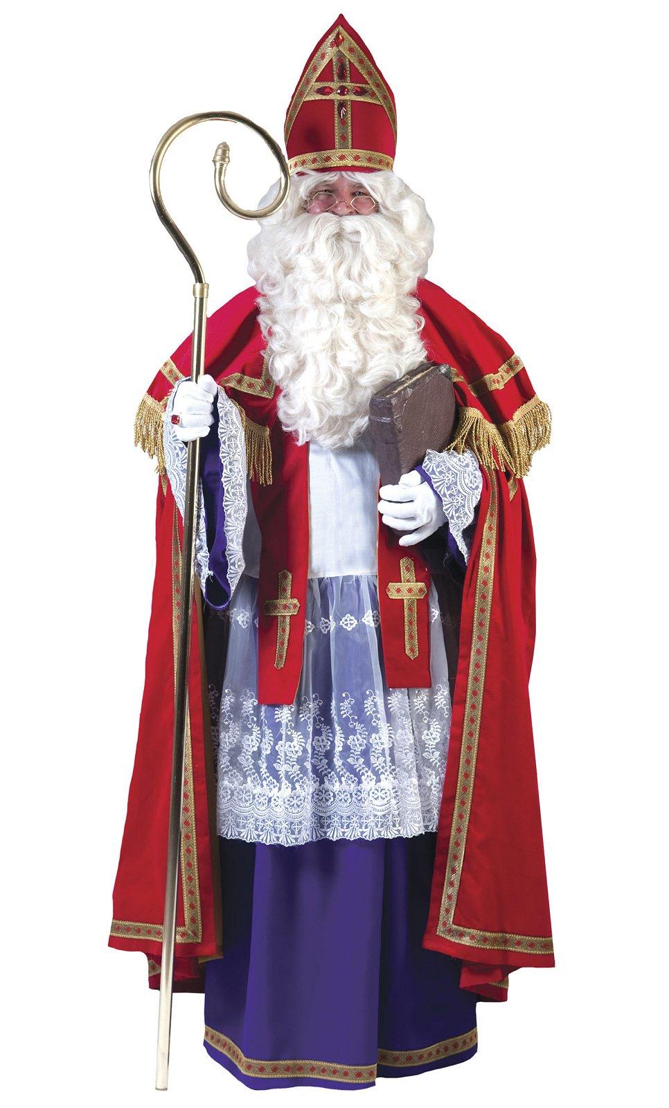 Costume St Nicolas